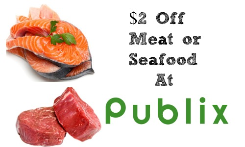 meat or seafood coupon