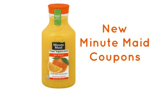 minute maid coupons