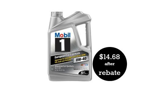 Mobil Oil Rebate At Walmart Southern Savers