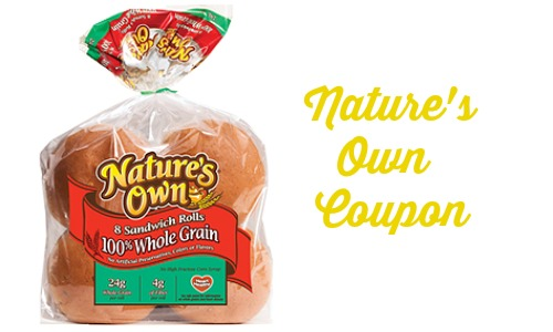 nature's own coupon