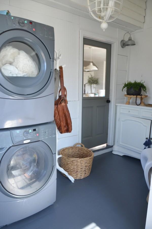 nester laundry room lantern
