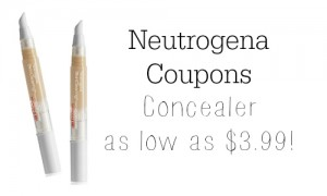 Print new Neutrogena Coupons to save on face wash and Rapid Clear!