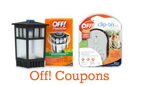 off! coupons