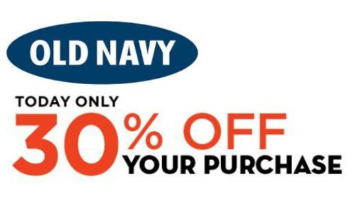 old navy online sale