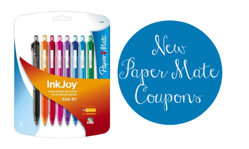 paper mate coupons