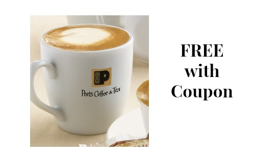 peets coffee coupon