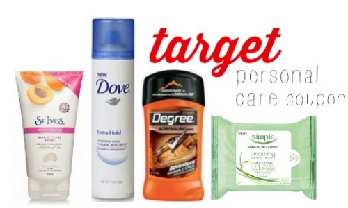 personal care coupon