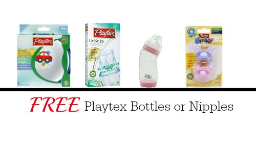 $5 off Playtex Coupon = Free Bottles or Nipples :: Southern Savers