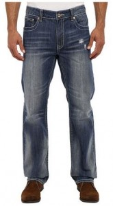 rivet jeans