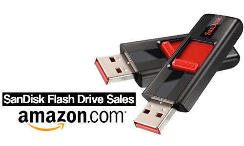 sandisk flash drive sales