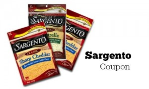 sargento shredded cheese coupon