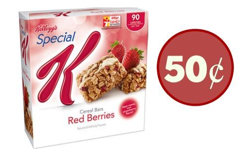 special k bars