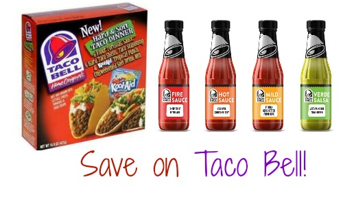 taco bell coupon