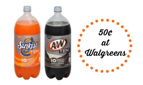 walgreens deal soft drink