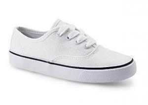 white shoe