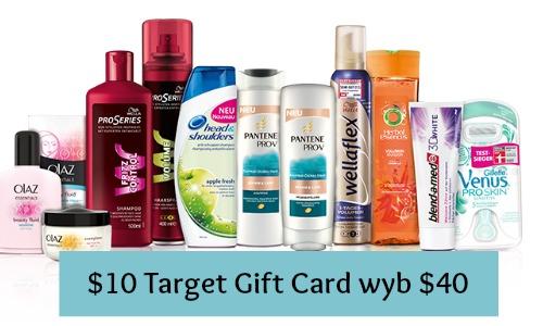 $10 target giftcard