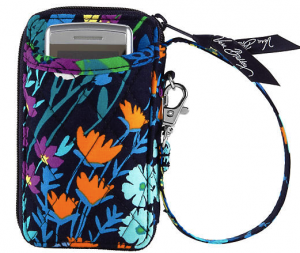 midnight blues wristlet