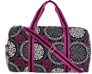 canterberry magenta duffle