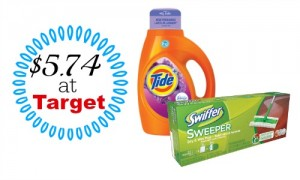 Swiffer sweeper kit