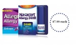 Allergy Medicine: $7.99 at Walgreens