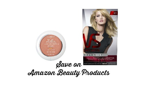 amazon beauty coupons