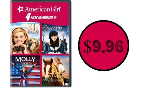 american girl dvd
