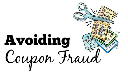 avoiding coupon fraud
