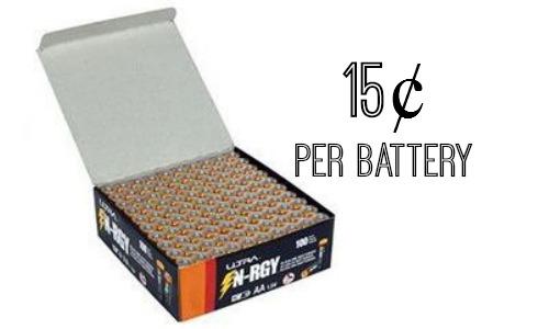 battery deal