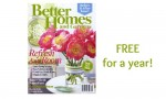 Better Homes and Gardens: Free for Year