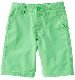 canvas shorts
