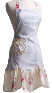 country chic apron