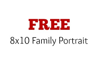 free family portrait