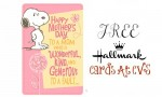 Hallmark Card Coupon = Free Cards!