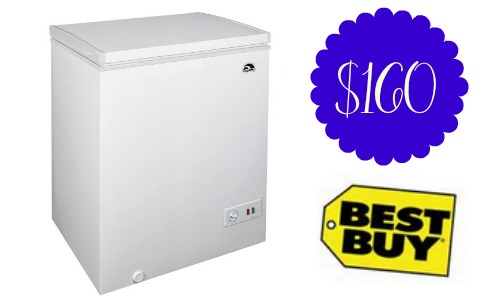 Best buy deep freezer