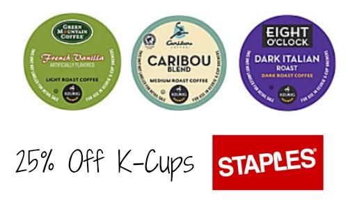 k-cups sale