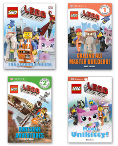 lego movie book set