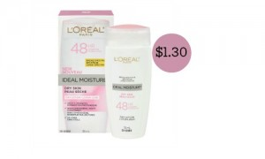 l'oreal lotion coupons