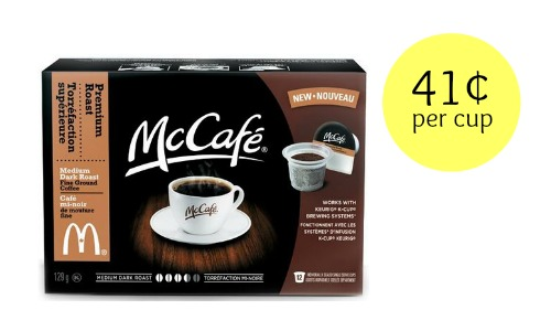 mccafe coupon