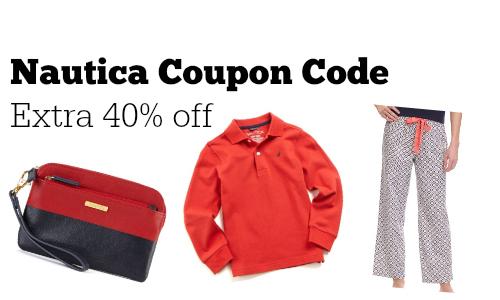 nautica coupon code