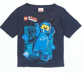 navy lego shirt