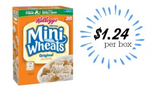 new kelloggs cereal coupons