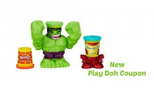 new play doh coupon
