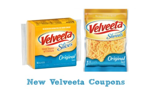 new velveeta coupons