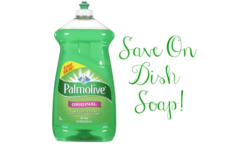 palmolive dish liquid coupon