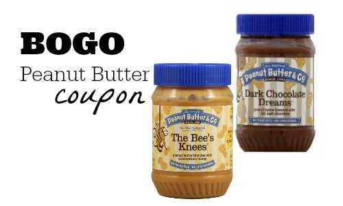 peanut butter and co coupon