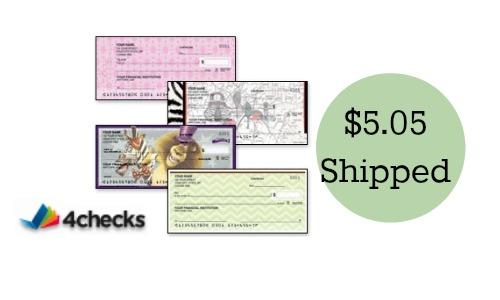 personal checks deals