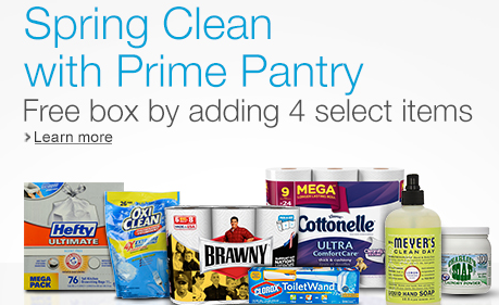 Amazon Deal Prime Pantry Free Shipping Southern Savers