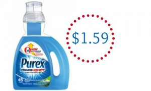 purex laundry coupon
