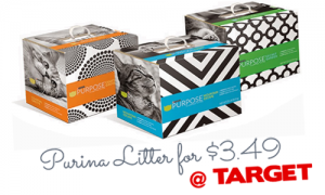 purina coupon litter target deal
