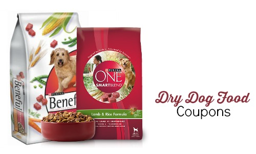 purina dry dog food coupons